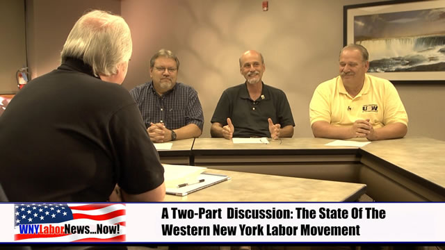 Western New York Labor News� NOW! - (September 2013 Edition) - Segment II