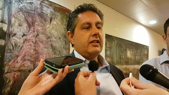 """Rolando Fazzari, l'incontro con il governatore Toti: """"Massimo impegno contro l'ndrangheta"""""""