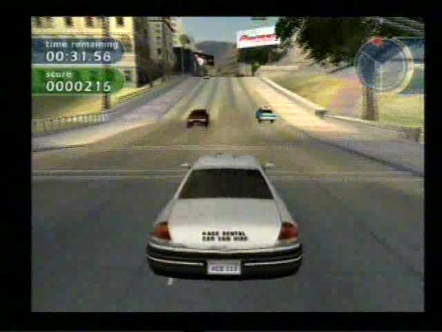 PlayStation 2 - The Italian Job: L.A. Heist - PAL - Story Mode - Off The Rails [Points] - 58,594 - Andrew Mee