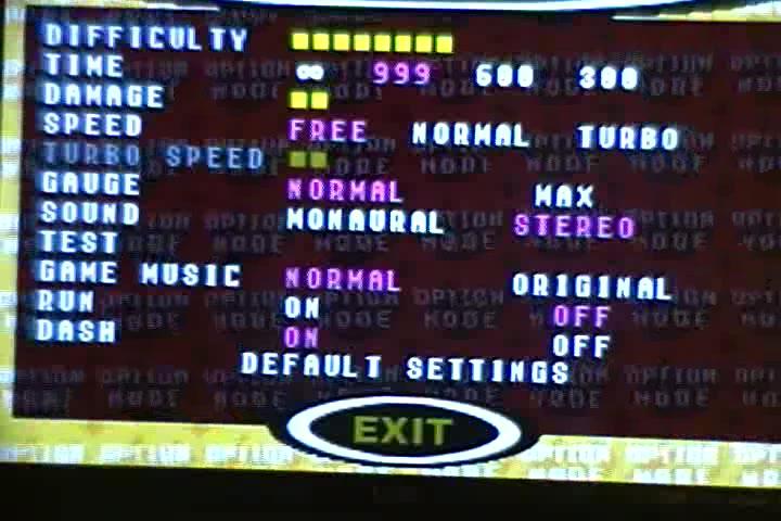 PlayStation - Capcom Vs SNK - NTSC - Arcade Mode [Points] - 77,900 - Victor Delgado