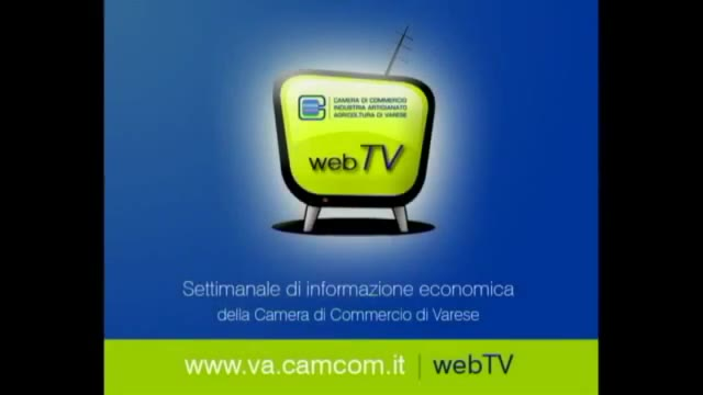 Video: Il Tg Web della Camera di Commercio
