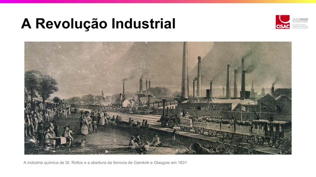 Melhorias tecnológicas e indústria