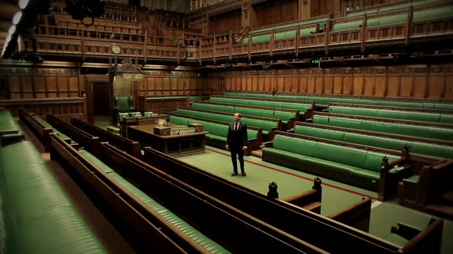 A guide to the House of Commons Chamber