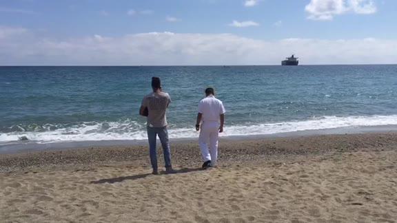 Video: Emergenza a Savona, ragazzo disperso in mare