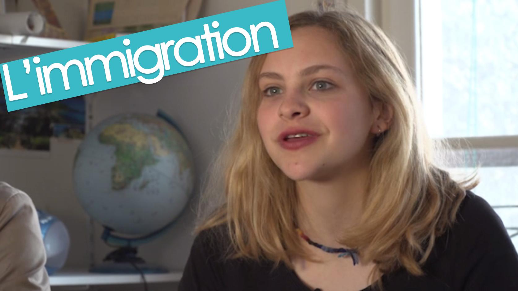 L'immigration screenshot