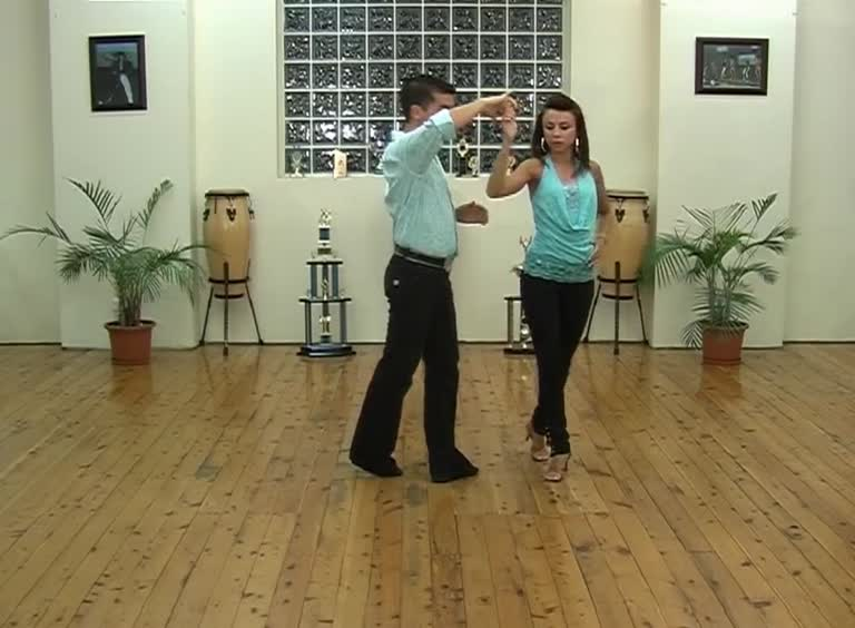 M14 Basic moves review combo 1 for men breakdown and to music