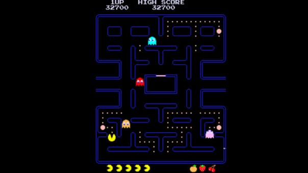 M.A.M.E. - Pac-Man [Midway, With Speedup Hack] - Points [TG Settings] - 196,930 - John McNeill