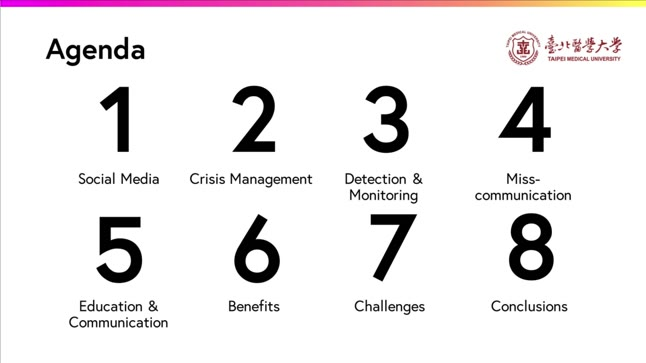 How can social media be used in crisis management?