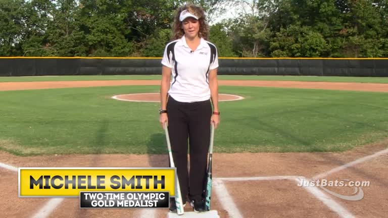 How to Choose the Right Length and Weight Bat with Michele Smith  Video