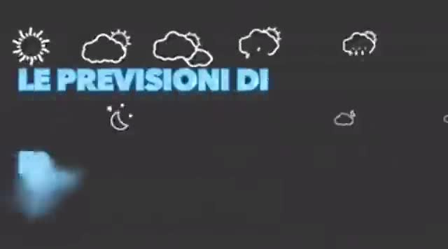 Video: Meteo: vento e mare mosso, ma clima più asciutto sulla Liguria