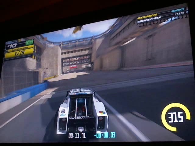 PlayStation 4 - Trackmania Turbo - White Series 10 - Fastest Time - 01:13.78 - Max Haraske