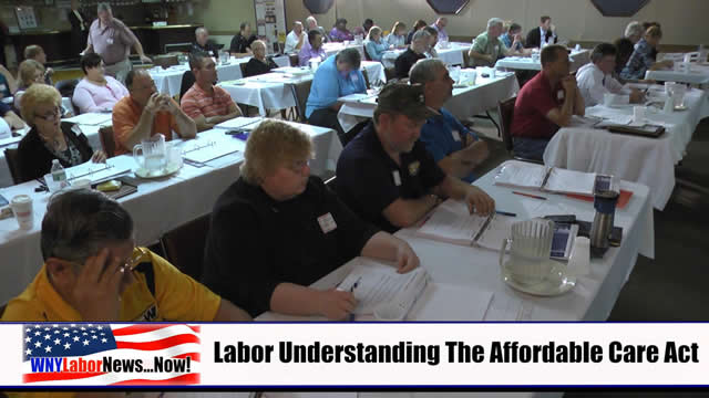 Western New York Labor News� NOW! - (October 2013 Edition) - Segment III