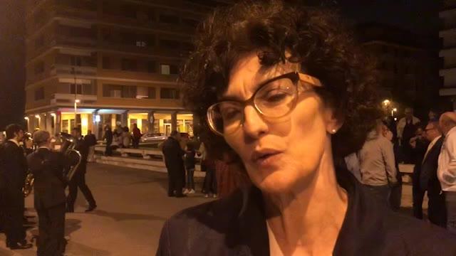 Savona, fiaccolata del 24 aprile: le parole di Caprioglio e Pietro Brondo