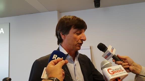 Giovanni Mondini commenta i dati economici delle imprese genovesi, la situazione Ilva e il decreto dignità