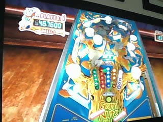 PlayStation 4 - The Pinball Arcade - [Goin' Nuts] - Points - 4,554,340 - Marc Cohen