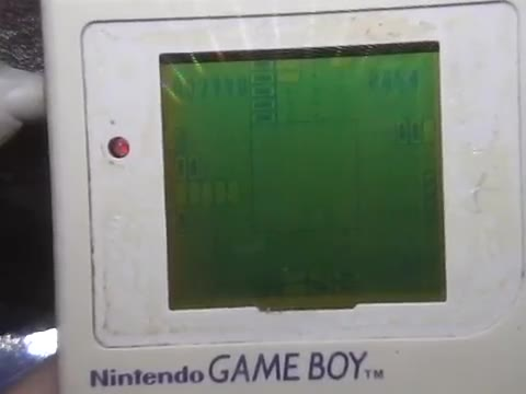 Game Boy / Game Boy Color - Zoop - Points - Continual Mode - 16,470 - Patrick Stanley