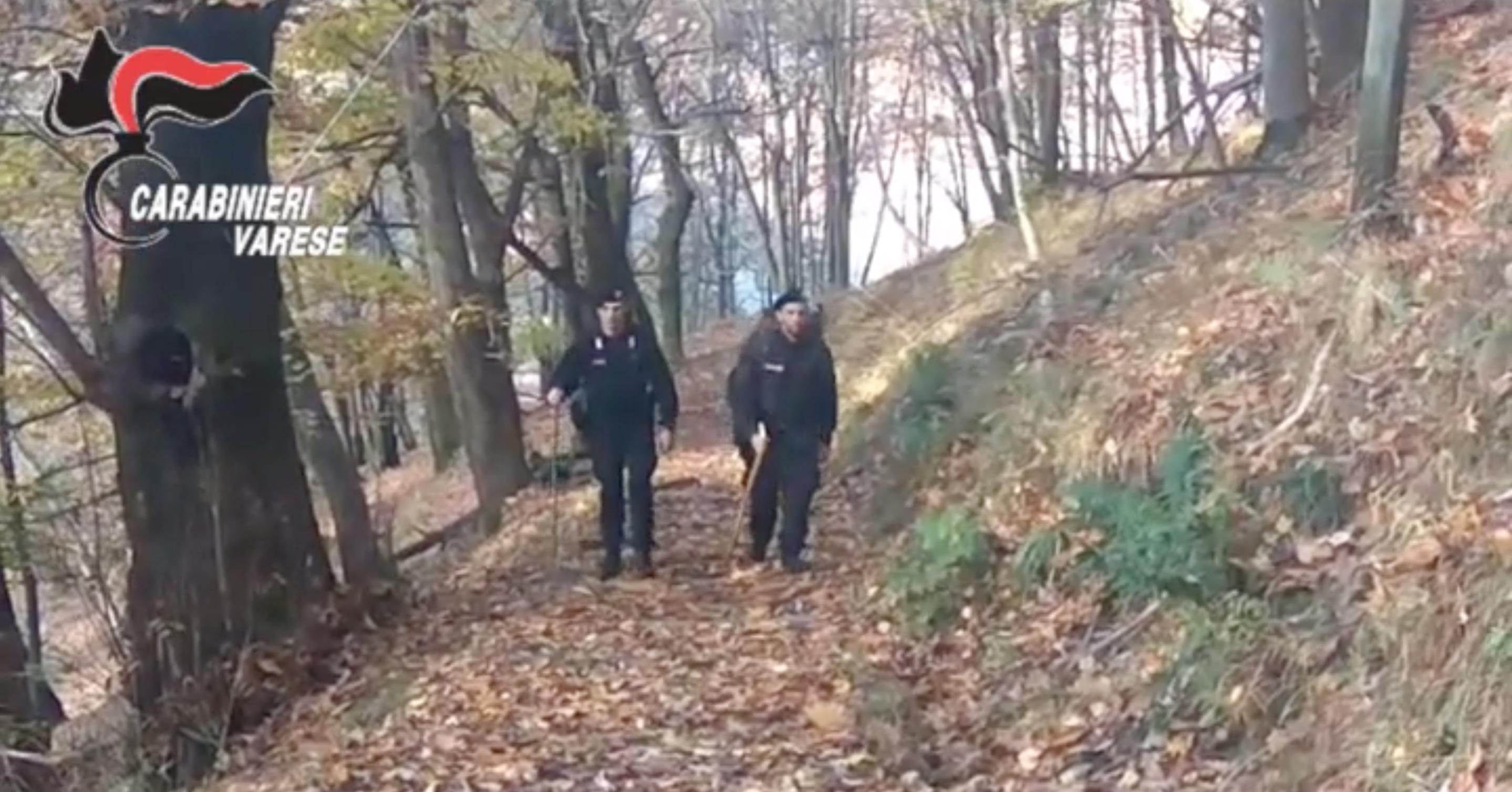 Video: A piedi per aiutare gli abitanti di Monteviasco