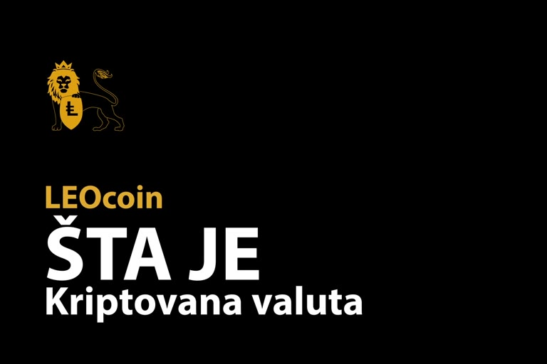 What is Cryptocurrecny - Serbian