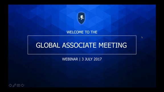 Global Associate Meeting 3 July 2017