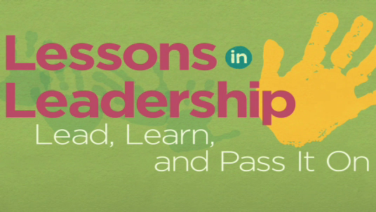 Lessons in Leadership: Chapter 1: Introductions