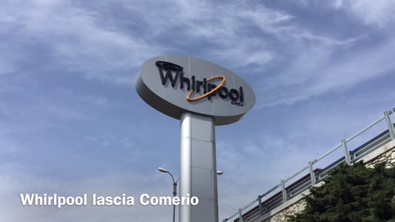 Video: Whirlpool lascia Comerio