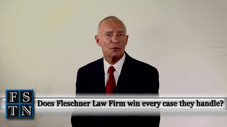 Does Fleschner, Stark, Tanoos & Newlin Win Every Case They Handle?