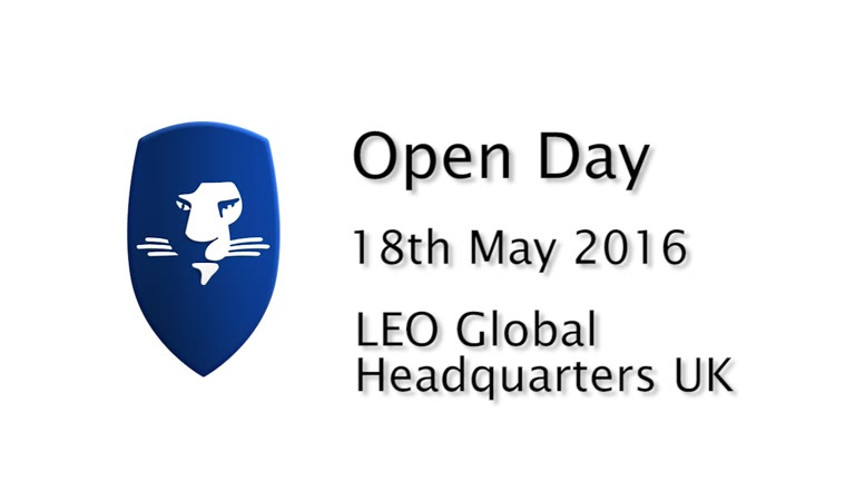 LEO UK Open Day May 2016