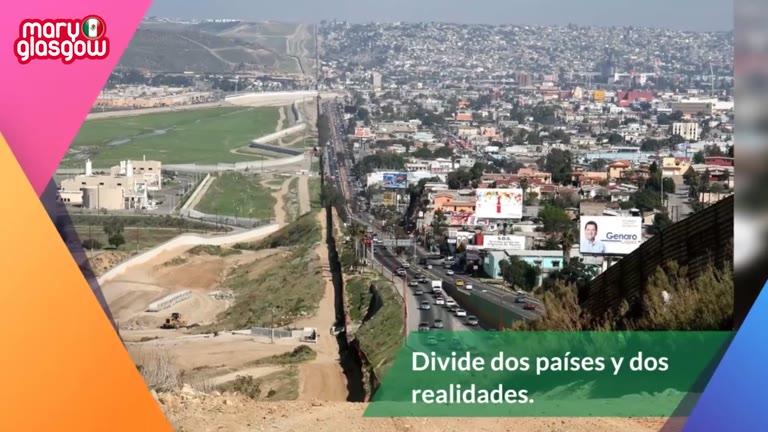 ¿Qué sabes de la frontera mexicana?