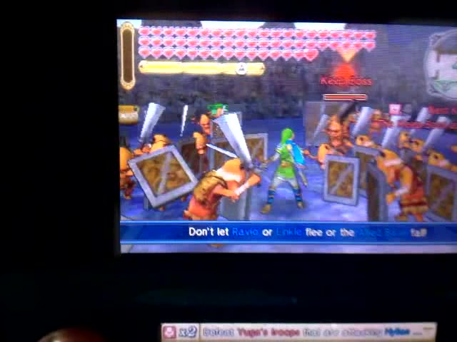 """Nintendo 3DS - Hyrule Warriors Legends - Adventure Mode - Rewards Map - Live Out the Illustration """"Guided by Courage""""! [Clear Time] - 07:54.0 - Rodrigo Lopes"""