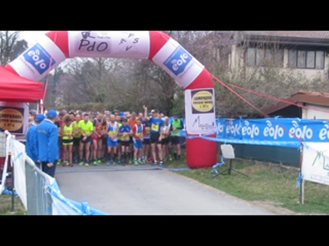 Video: Morgana Running Race, la partenza