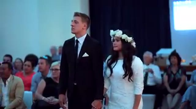 Video: Haka al matrimionio