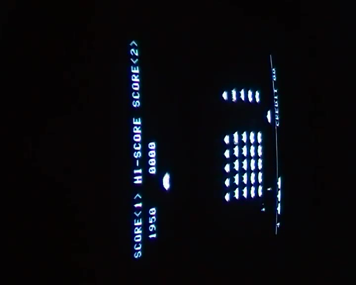 Arcade - Space Invaders - Points - 218,870 - Jon Tannahill