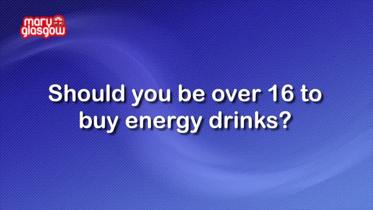 Energy Drinks: Time for a Ban? screenshot