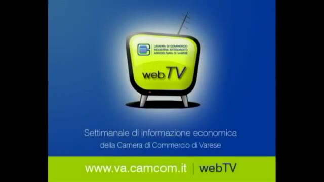 Video: TgWeb della Camera di Commercio