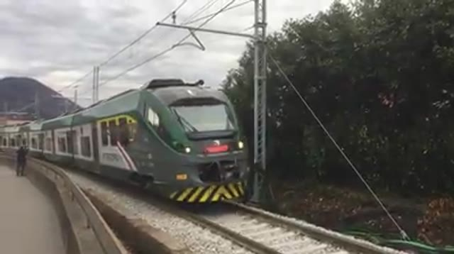 Video: Torna il treno a Porto Ceresio