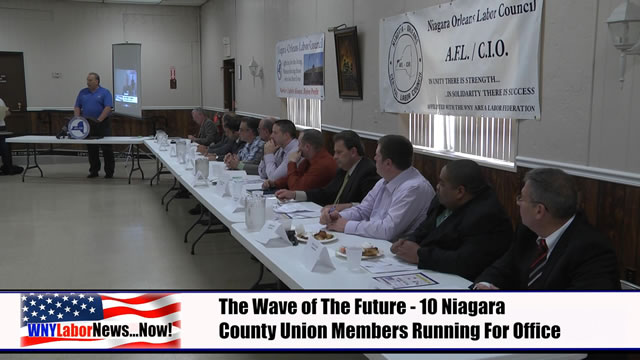 Western New York Labor News� NOW! - (June/July 2013 Edition) - Segment IV
