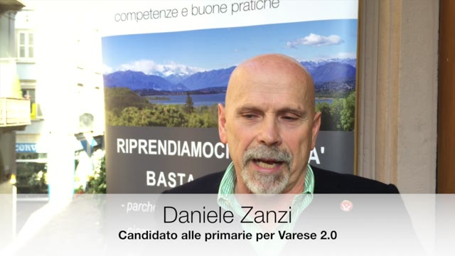 Video: Daniele Zanzi illustra il programma