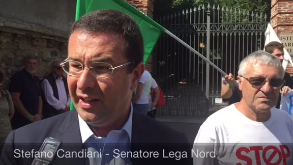 "Video: Candiani: ""Profughi, tensioni destinate a crescere"""