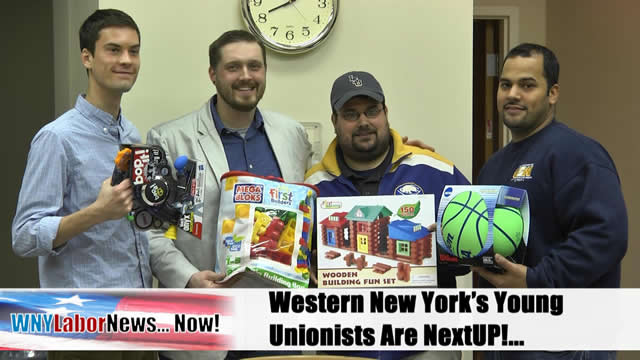 Western New York Labor News� NOW! - (January 2012 Edition) - Segment IV