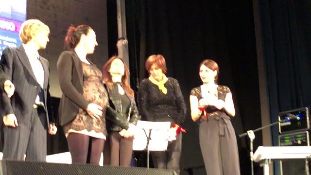Premio Fionda di legno: la consegna a Michelle Hunziker e Giulia Bongiorno