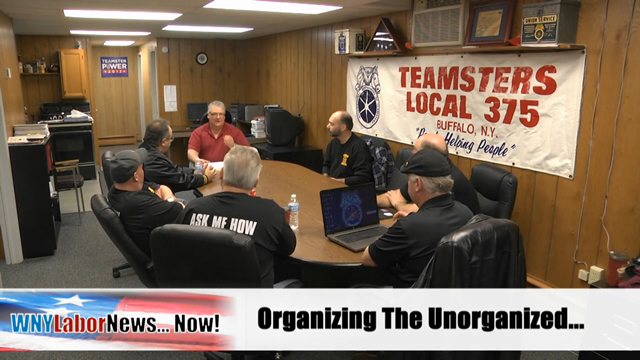 Western New York Labor News� NOW! - (February 2012 Edition) - Segment I