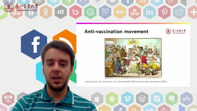 "One ""successful"" movement: anti-vaccination"