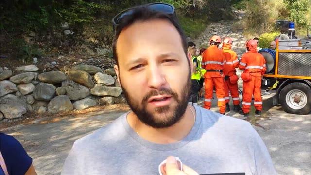 Toirano, esercitazione antincendio su Monte Acuto