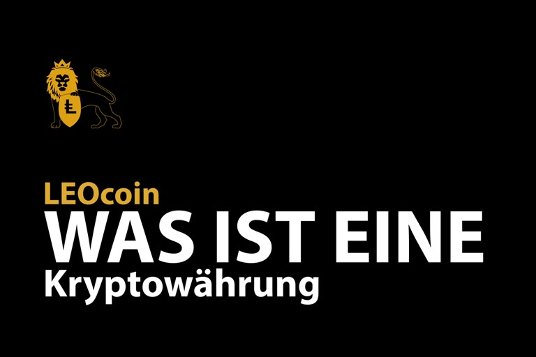 What is Cryptocurrency - German