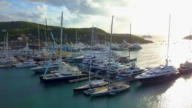 Antigua Yacht Meeting: The World's Charter Showcase