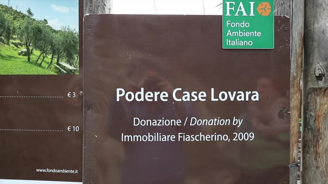 Video: Podere Case Lovara: il Fai a Punta Mesco