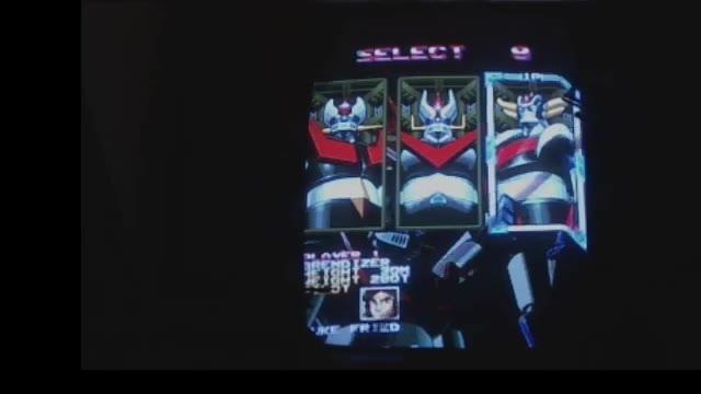 Arcade - Mazinger Z - Points - 1,282,610 - Estel Goffinet