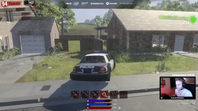 PC - H1Z1 - King of the Kill [Most Kills - All Weapons - Solo] - 25 - Julius Winter