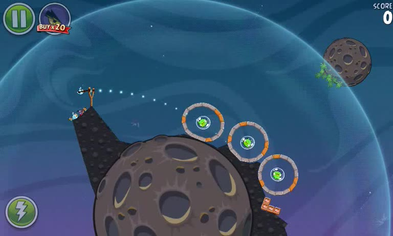 Android - Angry Birds Space - Cold Cuts - 2-5 - 52,310 - Andrew Mee