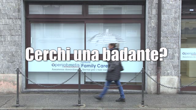 Video: Family Care di Openjobmetis, la risposta per chi cerca una badante